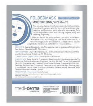 Folded mask