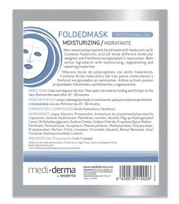 Folded Mask Hidratante 1 unit