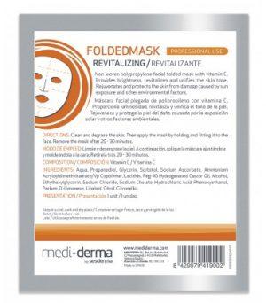 Folded Mask Revitalizing 1 unit