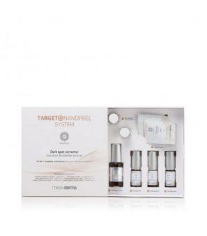 Kit target nanopeel system
