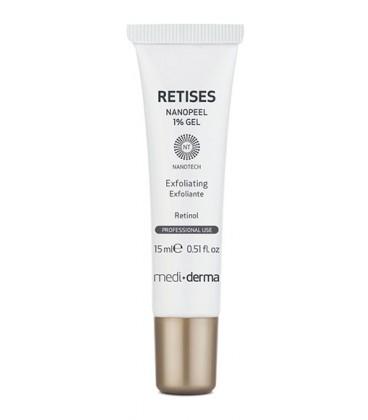 Retises nanopeel 1% gel 15 ml