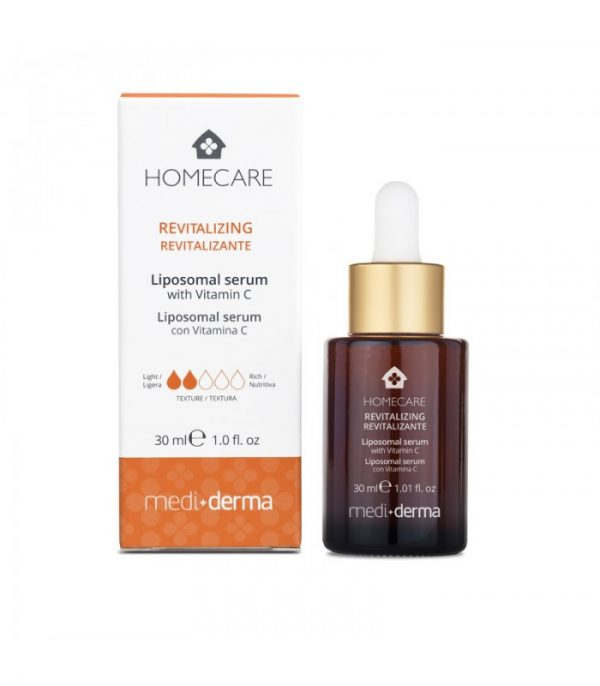 REVITALIZING LIPOSOMAL SERUM mit Vitamin C